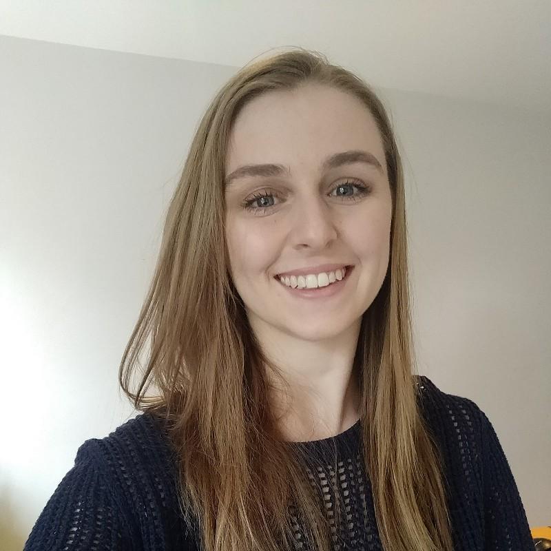 Charlotte Croxford, Qualis Flow data analyst