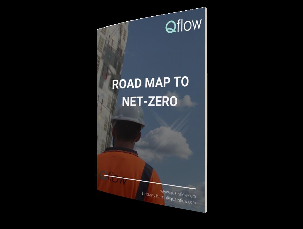 Qflow Roadmap to Net-Zero Cover page