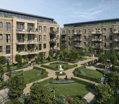 Showcasing the Kidbrooke Village project by Berkeley Homes