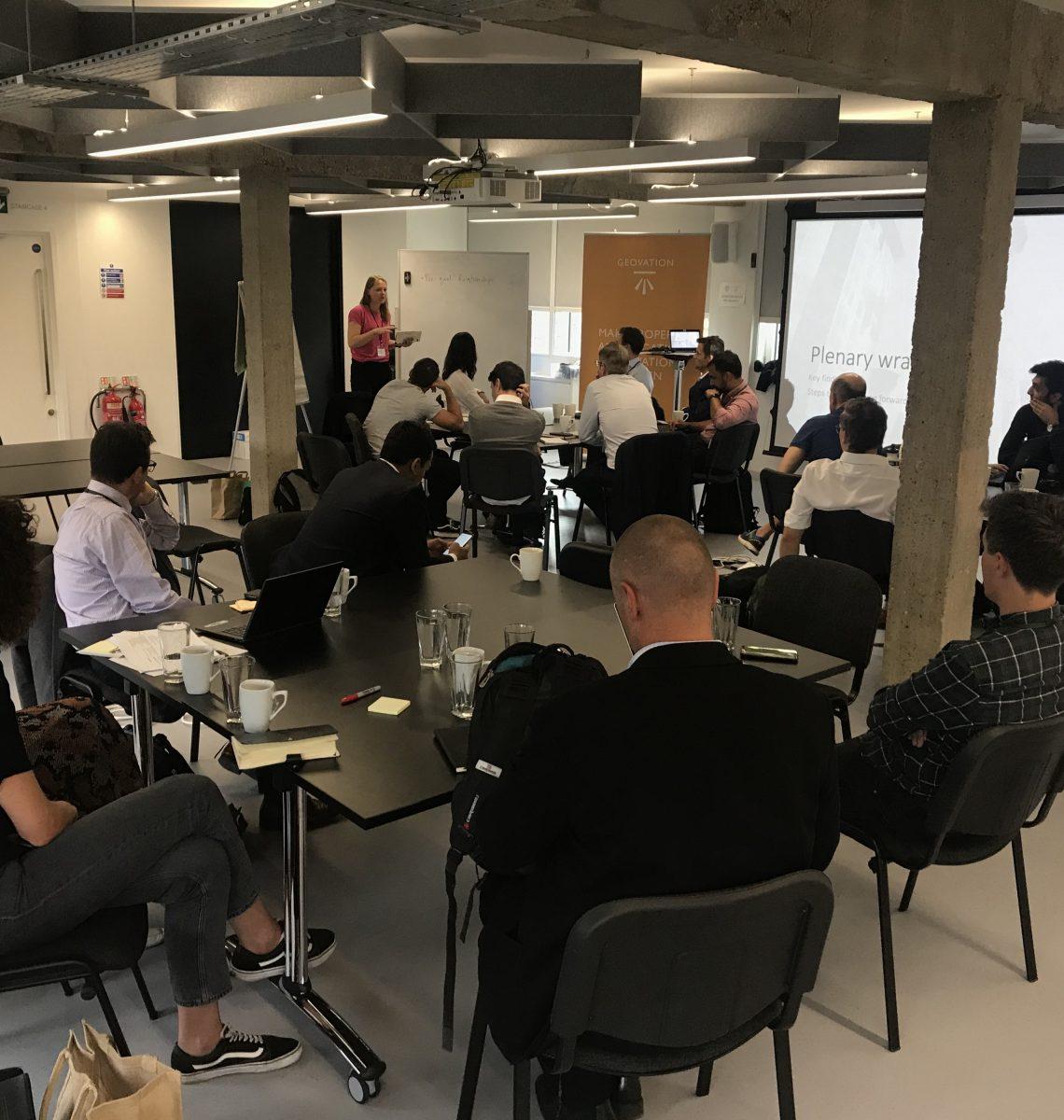 Qflow's roundtable event on procurement
